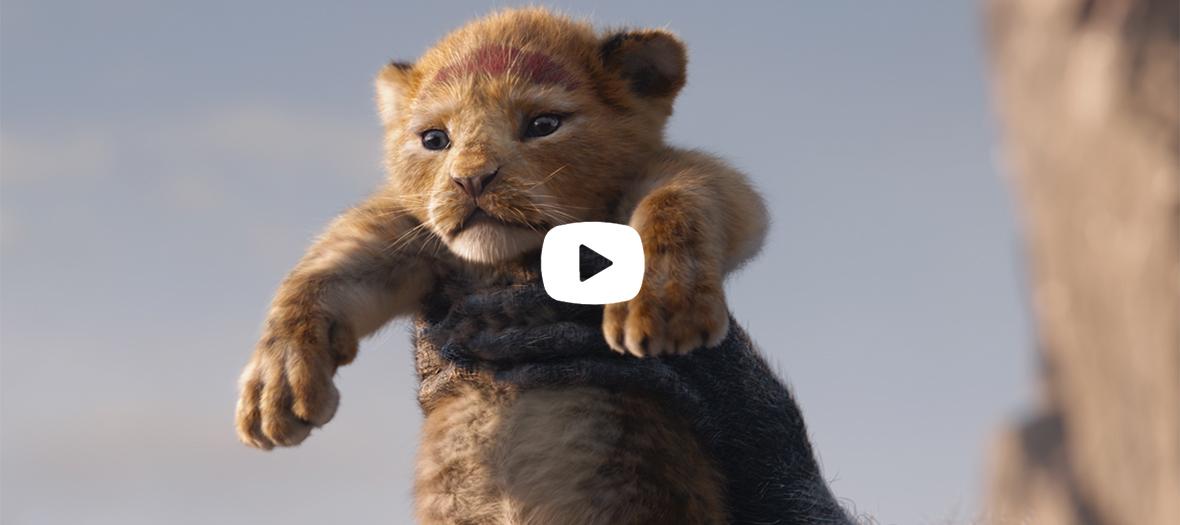 Extrait du film Le Roi Lion
