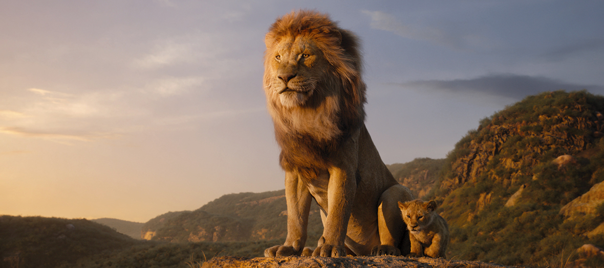 Film Disney Le Roi Lion