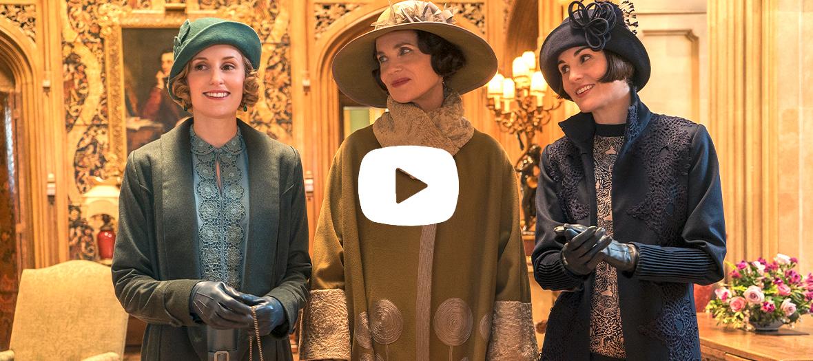 Bande annonce du film Downton Abbey