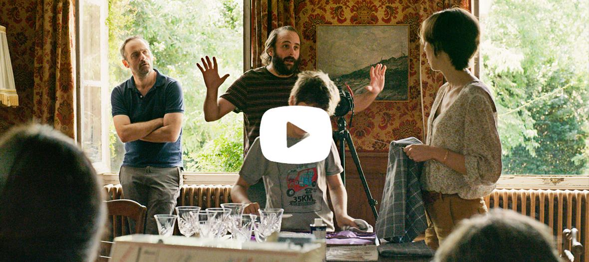 Extrait du film fete de famille de Cédric Kahn avec Vincent Macaigne