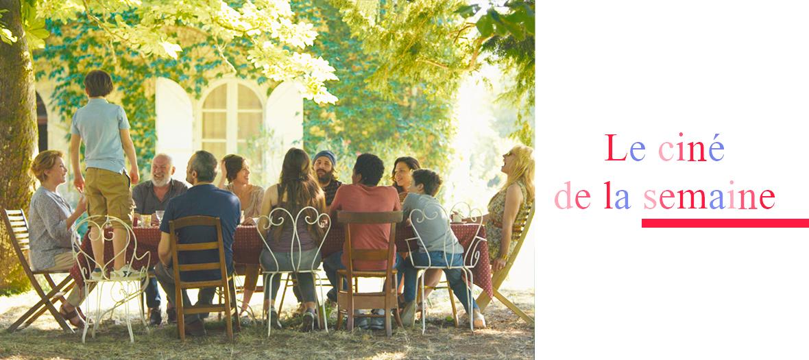 Extrait du film fete de famille de Cédric Kahn avec Catherine Deneuve, Emmanuelle Bercot, Vincent Macaigne, Laetitia Colombani et Luàna Bajrami