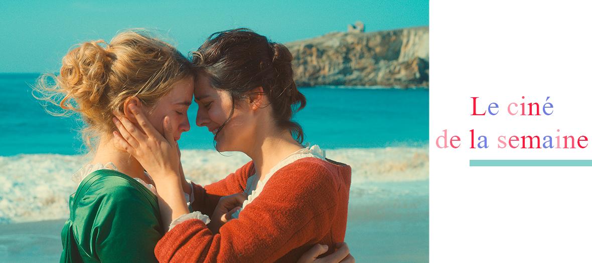film réaliser par  Céline Sciamma avec Valeria Golino, Noémie Merlant et Adèle Haenel