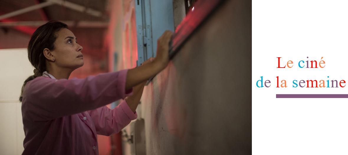 Hend Sabri actrice du film Noura réalisé par Hinde Boujemaa