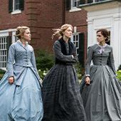 Winona Ryder, Claires Danes, Kirsten Dunst, Susan Saradon, Louisa May Alcott, Greta Gerwig actrice du film quatre filles du docteur March