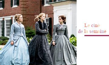 Une nouvelle adaptation des quatre filles du Docteur March avec Emma Watson