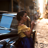 Carol Duarte actrice du film La Vie Invisible D Euridice Gusmao