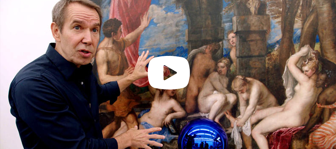 Interview de Jeff Koons
