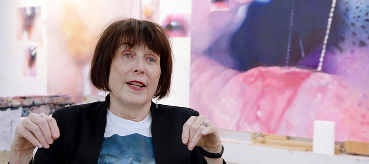 Interview de Marilyn Minter
