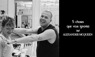 Documentaire Alexander Mcqueen