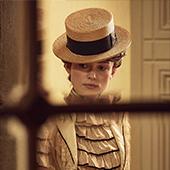 Keira Knightley dans le rôle de Colette dans le film Chéri