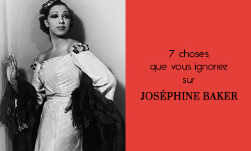 Documentaire Josephine Baker