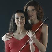 Série avec Lina El Arabi et Marie-Sophie Ferdane