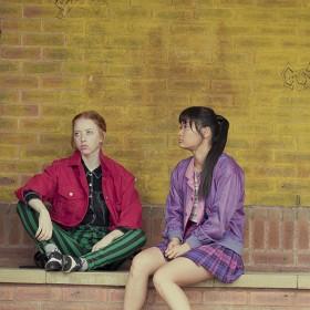 Serie Netflix avec Asa Butterfield, Lily Newmark et Alice Hewkin