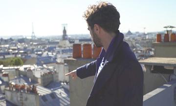 Visites insolites à Paris présenté par Marin Montagut sur Paris Première
