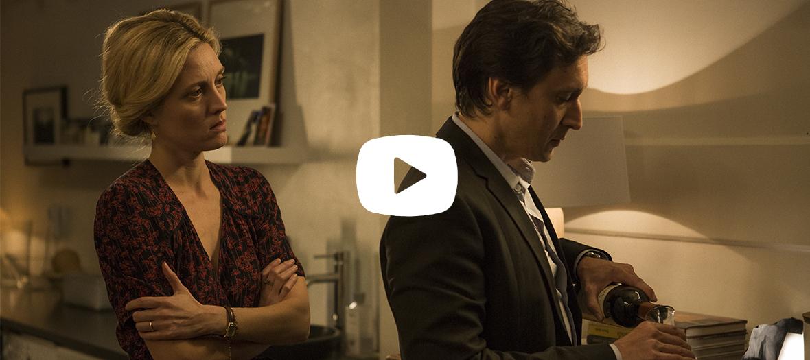 Extrait de la série avec Grégoire Colin et Evelyne Brochu