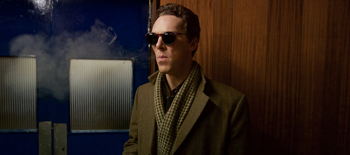 Extrait de la série avec Benedict Cumberbatch