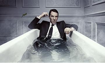 Série avec Benedict Cumberbatch