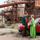 Série avec Florence Pugh et Alexander Skarsgard
