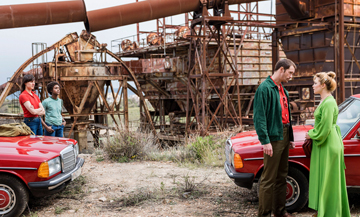 The Little Drummer Girl : la série chef d'œuvre de Park Chan-Wook