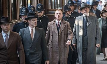 Série ABC contre Poirot, avec John Malkovich et Rupert Grint