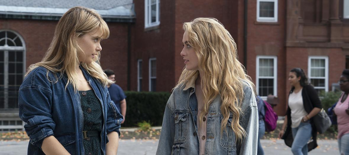 Série Netflix avec Rachel Keller et Kathryn Newton