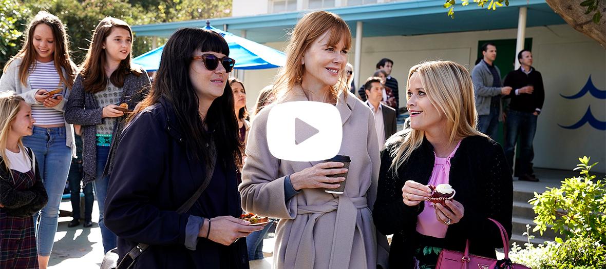 Extrait de la série avec Shailene Woodley, Nicole Kidman et Reese Witherspoon