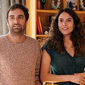 Série M6 avec Grégory Montel et Nailia Harzoune