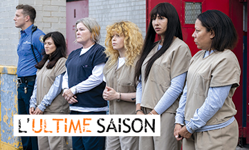 Saison 7 de la série Orange is the new black avec Jackie Cruz, Kate Mulgrew, Natasha Lyonne, Selenis Leyva, Yael Stone et Nick Dillenburg