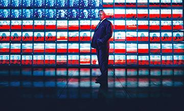 Série sur Roger Ailes président et créateur de Fox News avec Russell Crowe