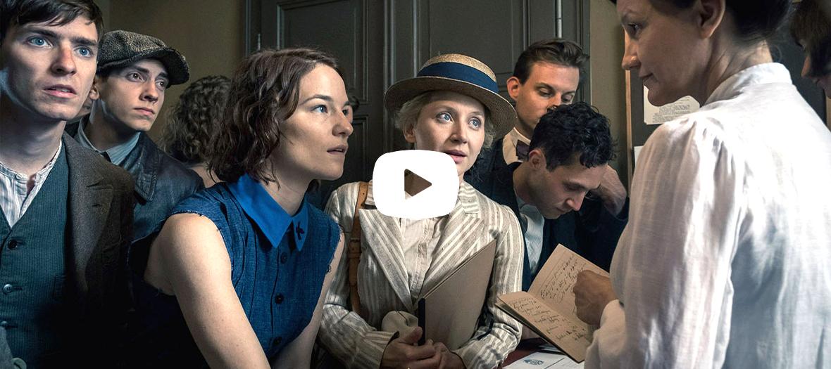Bande annonce de Bauhaus avec August Diehl, Valerie Pachner, Anna Maria Muhe, Trine dyrholm