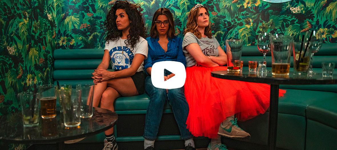 Bande annonce de Plan Coeur Saison 2 avec Noémie Saglio, Zita Hanrot, Marc Ruchmann, Sabrina Ouazani