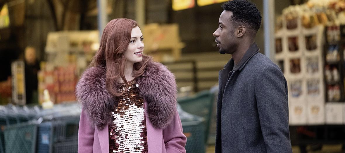 Extrait de la série Modern Love avec Anne Hathaway et Gary Carr