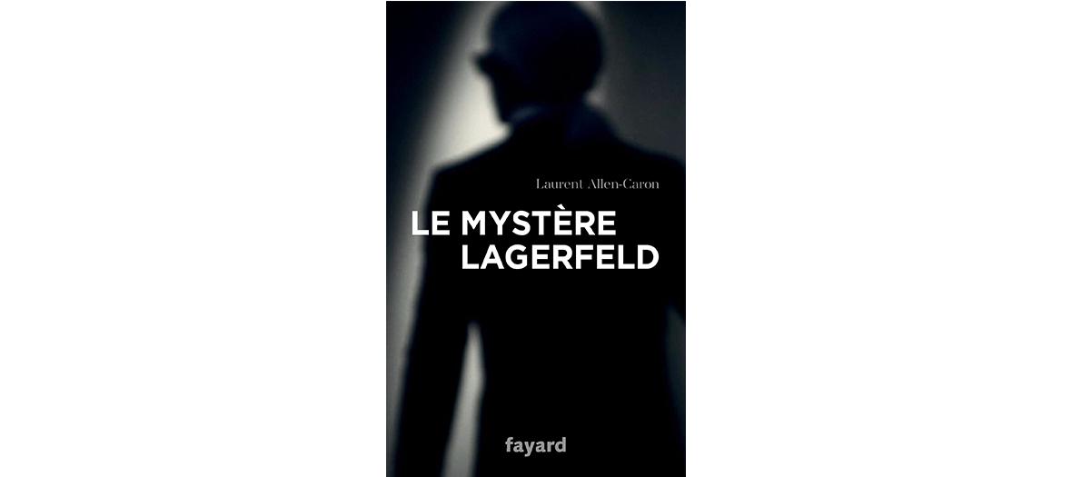 Livre de Laurent Allen-Caron, Edition Fayard
