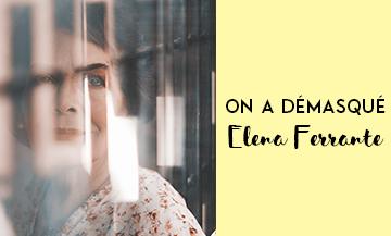 Autobiographie Elena Ferrante