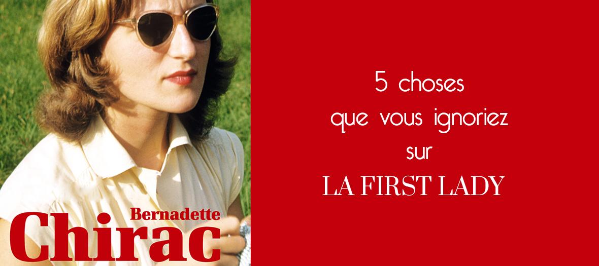 Biographie Bernadette Chirac