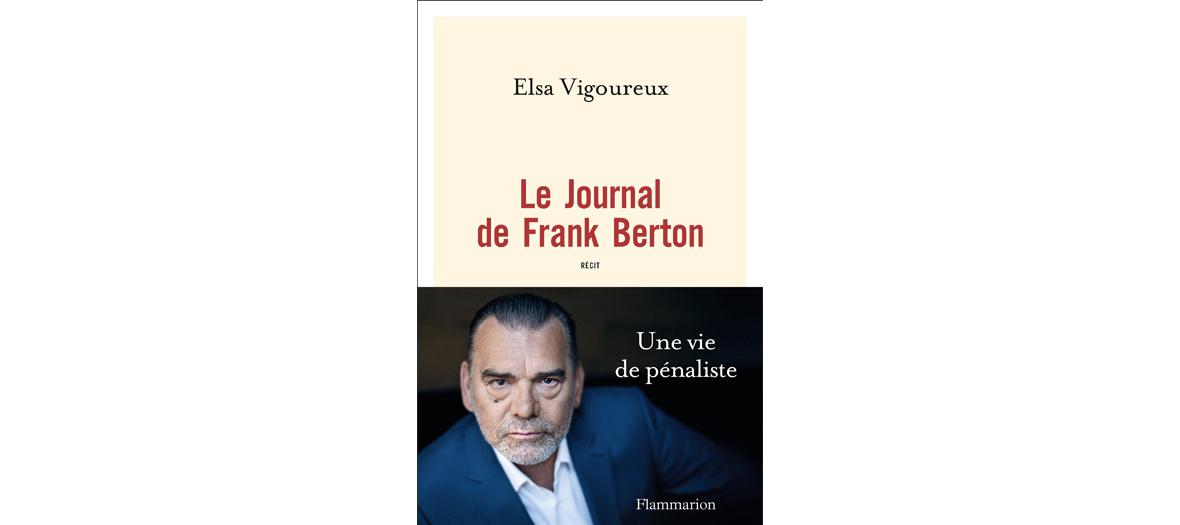 Livre de Elsa Vigoureux, éditions flammarion