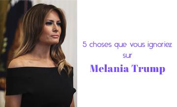 Le livre qui déstabilise la First Lady américaine