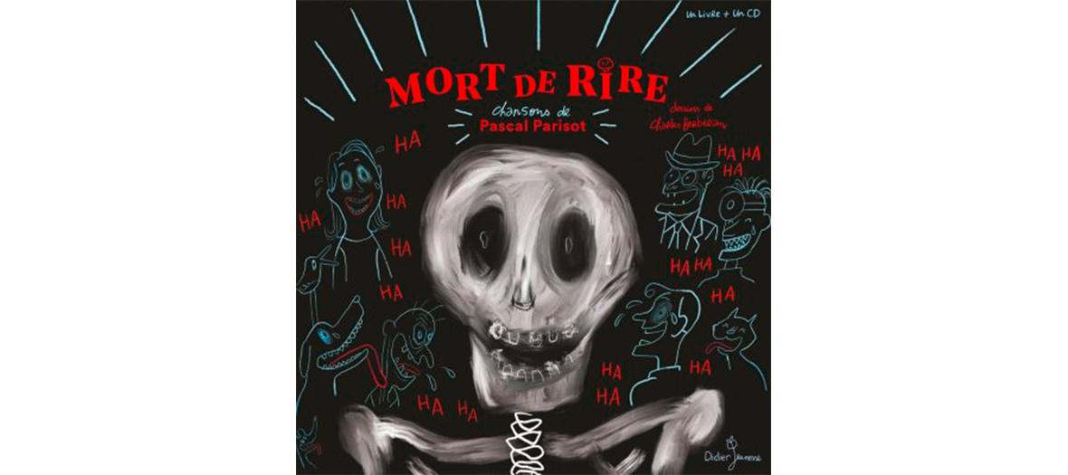 Album cd mort de rire de chez Didier jeunesse