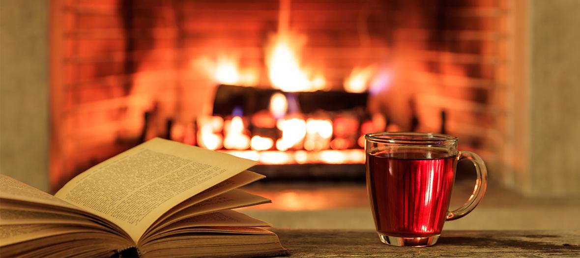 Trois livres à bouquiner au coin du feu