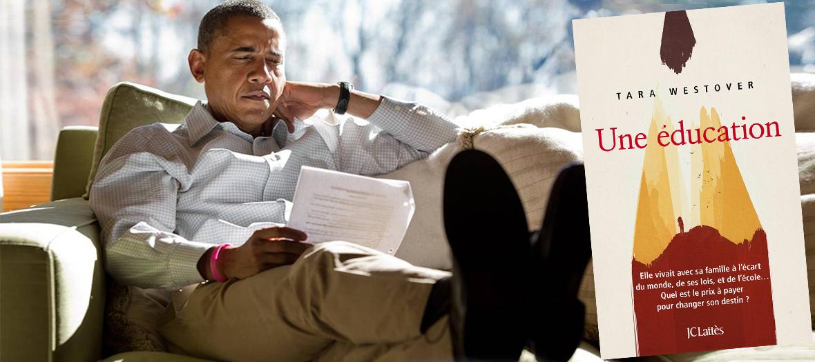 Livre Barack Obama
