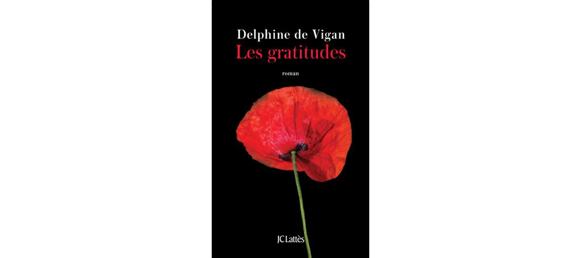 Livre de Delphine de Vigan, éditions JC Lattès