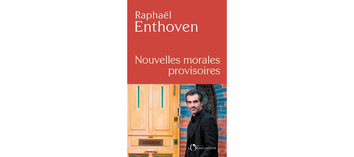 LIvre de Raphaël Enthoven, éditions de l'Observatoire