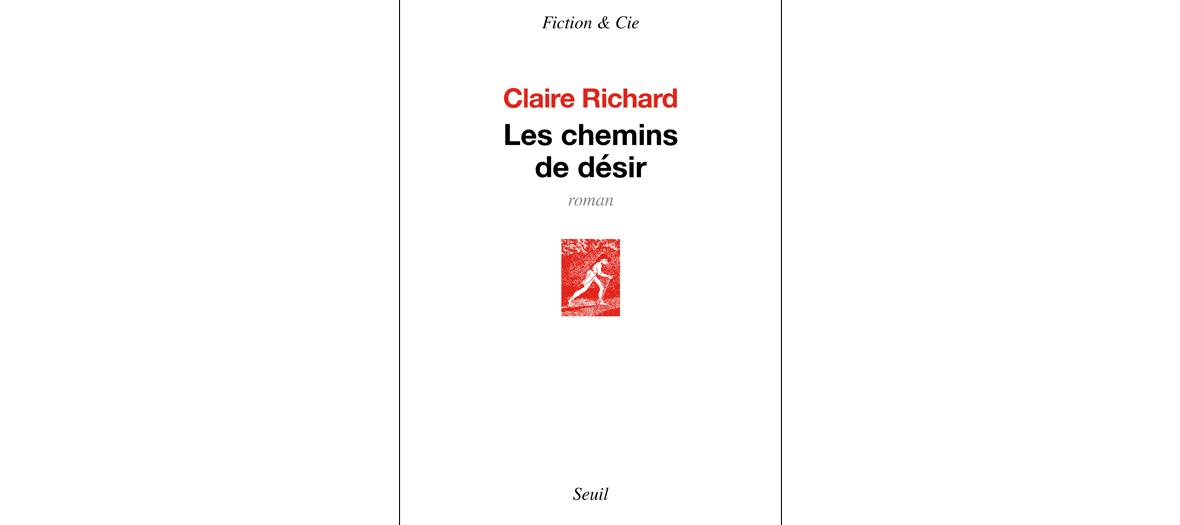 Livre de Claire Richard éditions Seuil