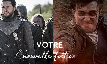 Game of Thrones et Harry Potter