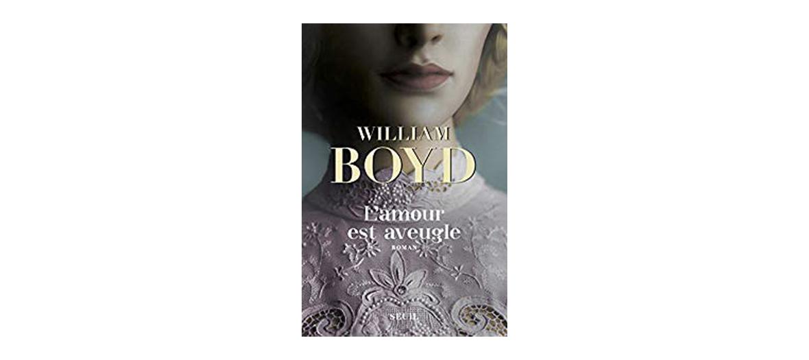 Livre de William Boyd, éditions Seuil