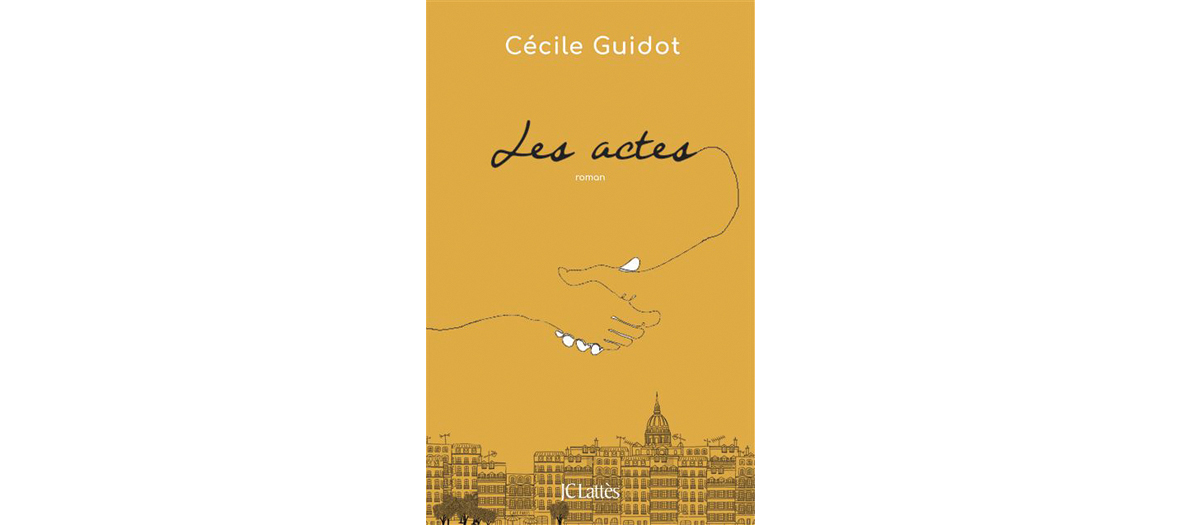 Livre de Cécile Guidot, éditions JC Lattès