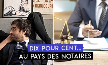 Les Actes : les coulisses du cabinet de notaires des élites parisiennes