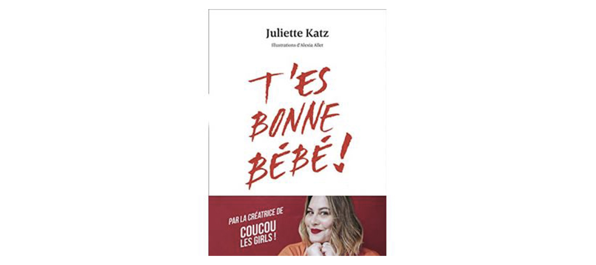 Livre de Juliette Katz, éditions First