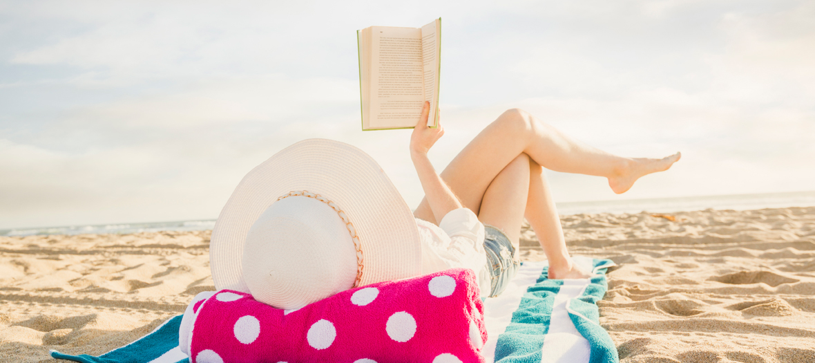 Les meilleurs livres à prendre pour les vacances