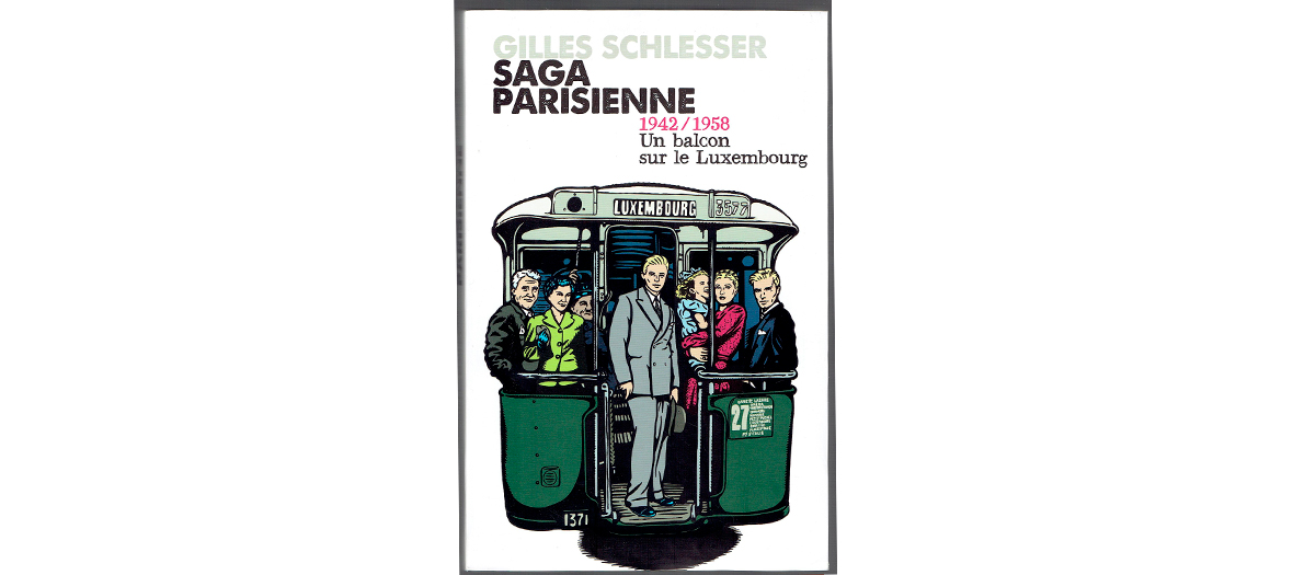 Roman de Gilles Schlesser, éditions Pocket